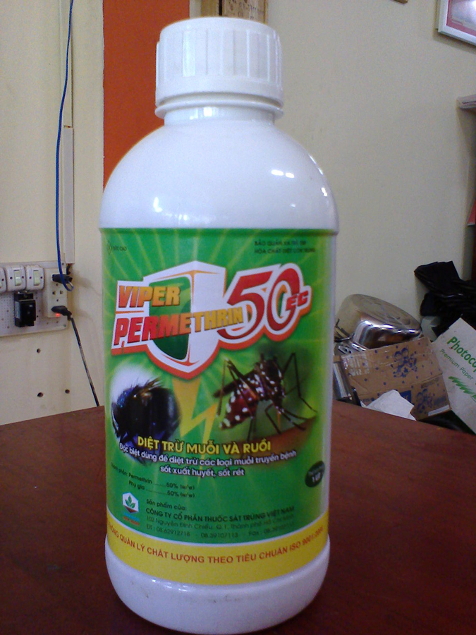 thuốc diệt côn trùng
